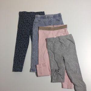Other - Girls toddler random leggings